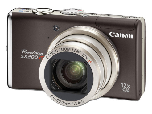 Canon Powershot SX200 IS © Canon