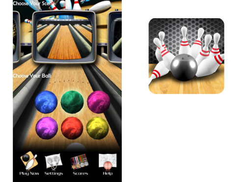 3D Bowling ©Italy Games