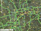 Verkehrsinfos auf Google Maps ©COMPUTER BILD