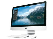 Apple iMac 21,5 Zoll (MC309D/A) ©COMPUTER BILD