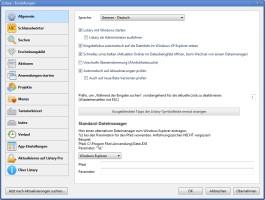 Screenshot 3 - Listary Portable