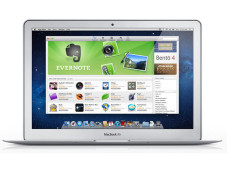 Mac OS X Lion: App Store © Apple