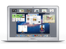Mac OS X Lion: Mission Control © Apple