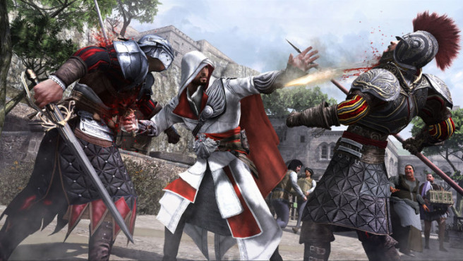 Actionspiel Assassin's Creed – Brotherhood: Klinge © Ubisoft