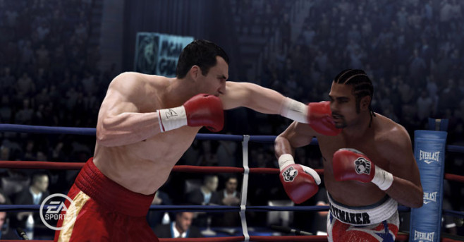 Sportspiel Fight Night – Champion: Klitschko © Electronic Arts