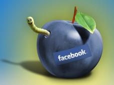 So schützen Sie sich vor den Facebook-Gefahren Facebook-Würmer sorgten in den vergangenen Monaten für eine Menge Wirbel. ©© Andrea Danti - Fotolia.com