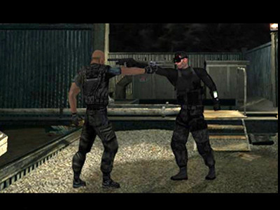 Actionspiel Tom Clancy's Splinter Cell: Sam Fisher © Ubisoft