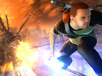 Actionspiel Infamous 2: Kabel&nbsp;&copy;&nbsp;Sony