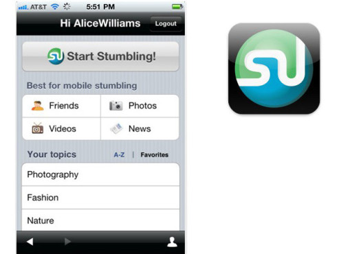 StumbleUpon! © StumbleUpon Inc.