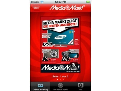 Media Markt Screen © COMPUTER BILD