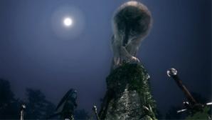 Rollenspiel Dark Souls: Mond ©Namco Bandai
