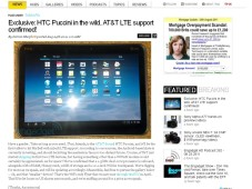 HTC Puccini © Engadget