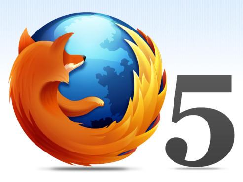 Firefox 5 ©COMPUTER BILD
