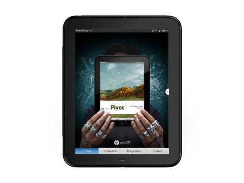 HP WebOS Pivot ©HP