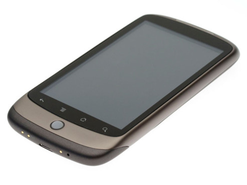 Smartphone Google Nexus One