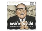 Heinz Erhardt Briefmarke ©Deutsche Post AG
