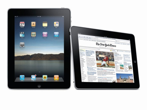 Tablet-PC Apple iPad © Apple