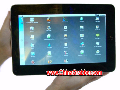 Tablet-PC iPed ©chinagrabber.com