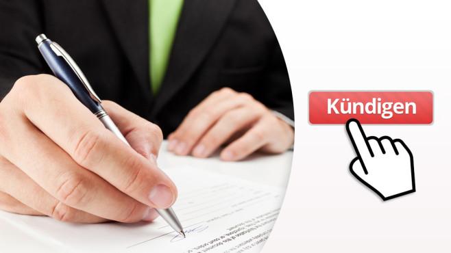 Kündigung: So einfach werden Sie lästige Verträge los ©Ivan Sedlak - Fotolia.com