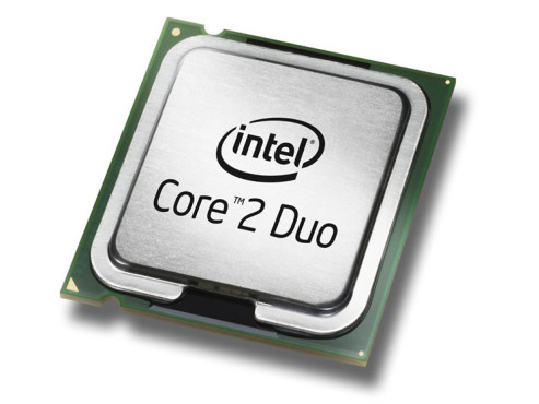 Prozessor Core 2 Duo © Intel