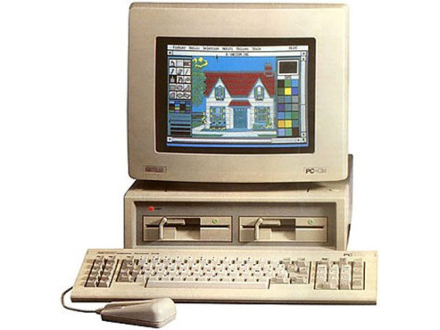 Amstrad PC 512 ©Amstrad