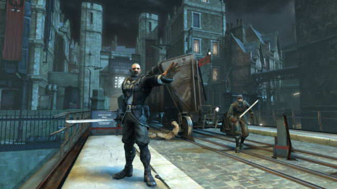 Actionspiel Dishonored – Die Maske des Zorns: Besitz © Bethesda