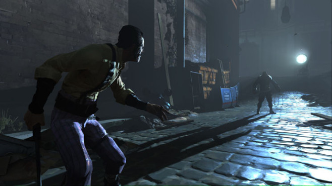 Actionspiel Dishonored: Weg © Bethesda