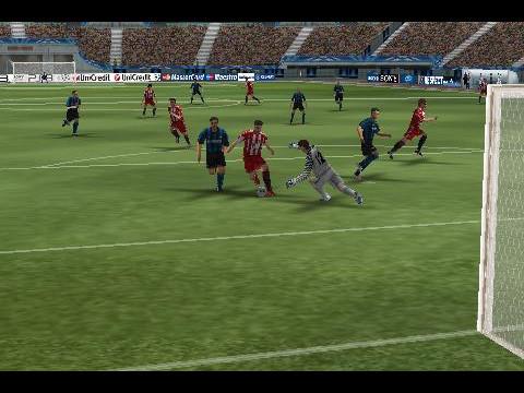 PES 2011 – Pro Evolution Soccer ©Konami Digital Entertainment