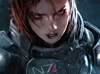 Mass Effect 3: Female-Shepard ©EA