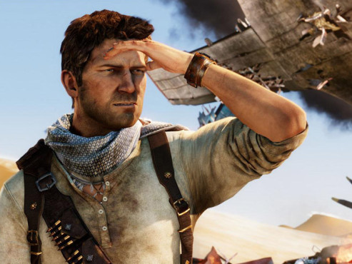 Uncharted 3 © Naughty Dog