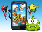 Top 30: Game-Tipps für Android-Smartphones Spiele sind auch auf Android-Smartphones ein Hit.