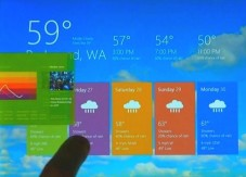 Windows 8 Screenshot © COMPUTER BILD