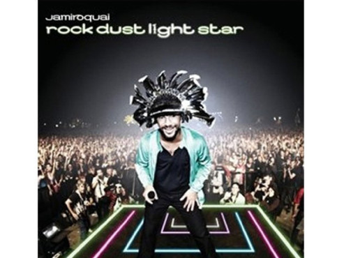 Jamiroquai – Rock Dust Light Star © Amazon