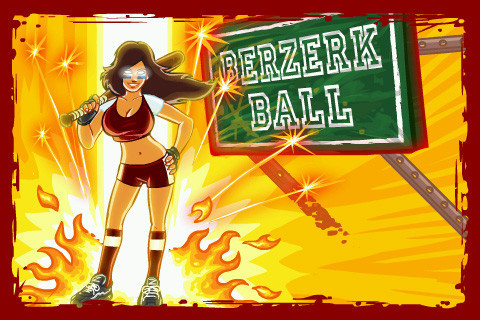 Berzerk Ball © NTT Resonant Inc.