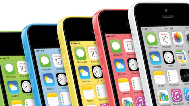 Apple iPhone 5C©Apple