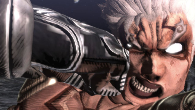 Actionspiel Asura's Wrath: Faust © Capcom