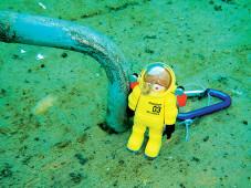 Unterwasseraufnahme Nikon Coolpix AW100 ©COMPUTER BILD