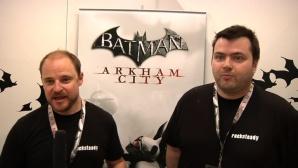 Batman � Arkham City: Entwickler im Interview