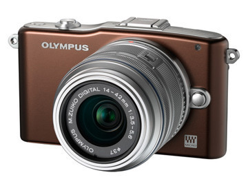 Olympus PEN Mini E-PM1 © Olympus