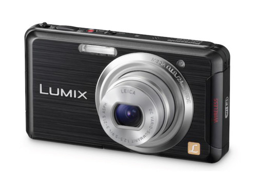 Panasonic Lumix DMC-FX90 © Panasonic