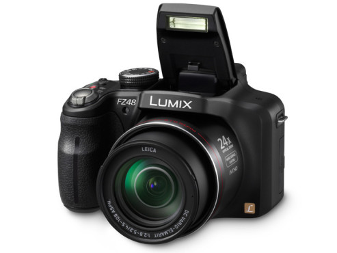 Panasonic Lumix DMC-FZ48 © Panasonic