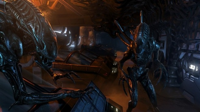 Actionspiel Aliens – Colonial Marines: Duo © Sega