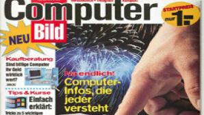 15 Jahre COMPUTER BILD ©COMPUTER BILD