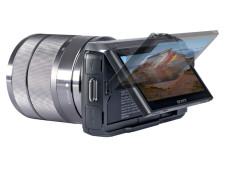 Kontrollmonitor Sony NEX-7 ©COMPUTER BILD