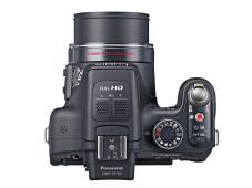 Aufsicht Panasonic Lumix DMC-FZ150 ©Panasonic