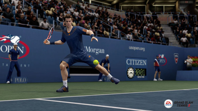 Sportspiel Grand Slam Tennis 2: Andy Murray © Electronic Arts