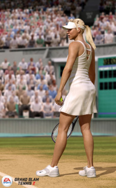 Sportspiel Grand Slam Tennis 2: Maria © Electronic Arts