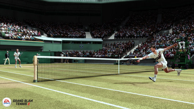 Sportspiel Grand Slam Tennis 2: Stefan © Electronic Arts