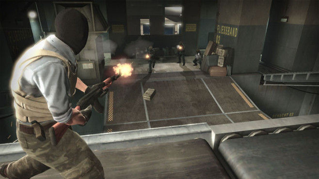 Actionspiel Counter-Strike – Global Offensive: Rampe © Valve