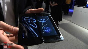Sony Tablet P Klappmann mit Doppel-Display